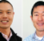 Bill Shen and Wayne Wu