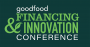 good food financing and innovation conference logo promo