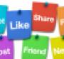 Social media post-its