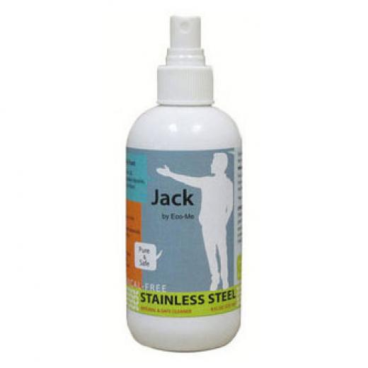 Eco-Me Jack Stainless Steel