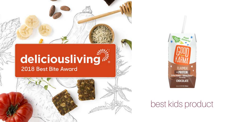 Delicious Living 2018 Best Bite Award winners | New Hope Network