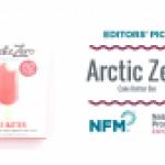 Arctic Zero Cake Batter Bar