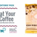 Eat Your Coffee Caramel Macchiato