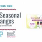 NOW Seasonal Changes Essential Oils Kit