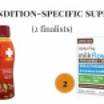 Best Condition-Specific Supplement