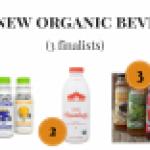 Best New Organic Beverage