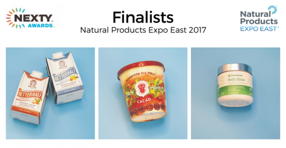 NEXTY Award finalists Expo East 2017