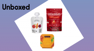 Unboxed Organic Baby Food