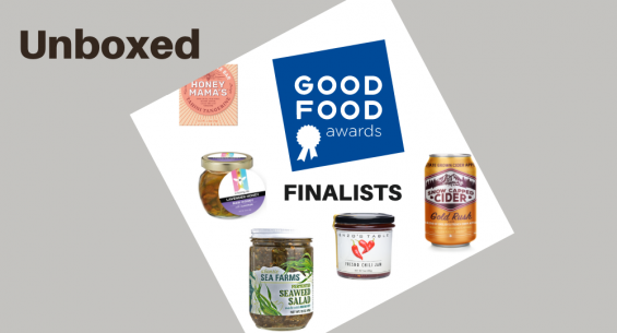 Unboxed: 16 Good Food Awards finalists to root for