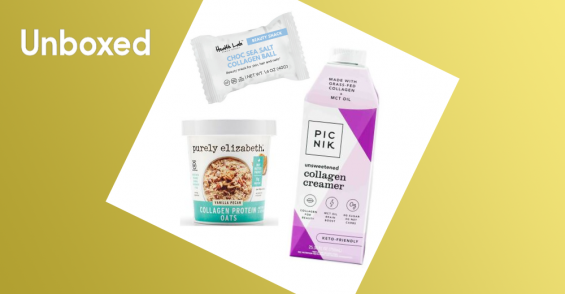Unboxed: 11 collagen-infused foods for that inner glow