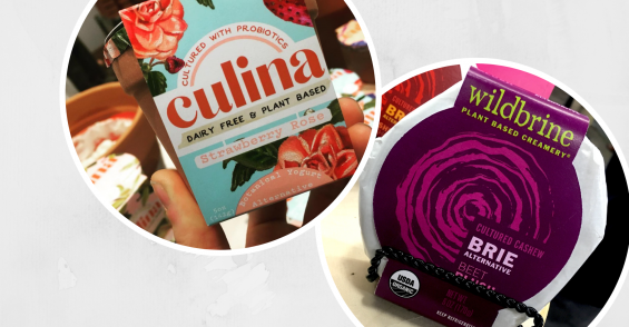 8 cool plant-based dairy products spotted at Expo West 2019