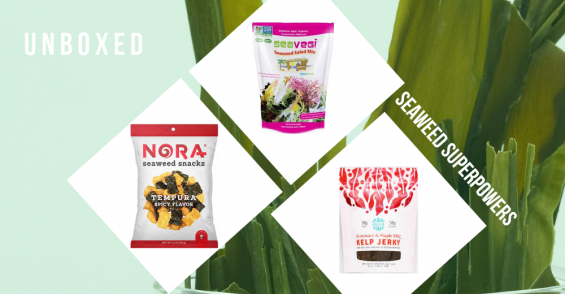 Unboxed: 6 super seaweed products that bring the umami