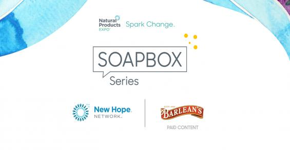 Spark Change Soapbox Series: The 'Pathway to a Better Life' with Barlean's
