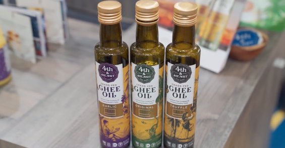 Brands get innovative with ghee at Natural Products Expo East