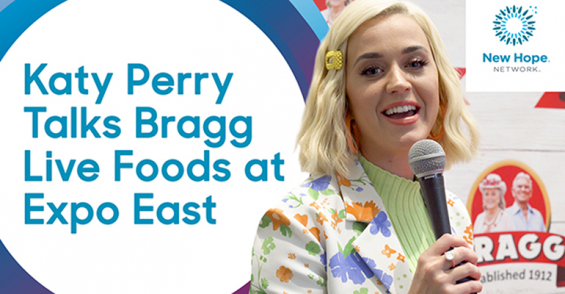 Why record-breaking singer-songwriter Katy Perry invested in this 100-year old natural brand