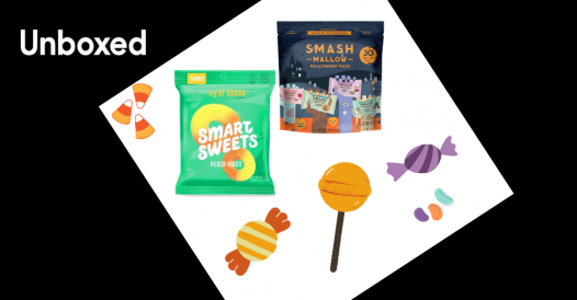Better-for-you Halloween Candy