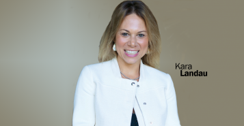 """Kara Landau, the """"Travelling Dietitian,"""" is an Australian accredited practicing dietitian, author and founder of Uplift Food—Good Mood Food"""