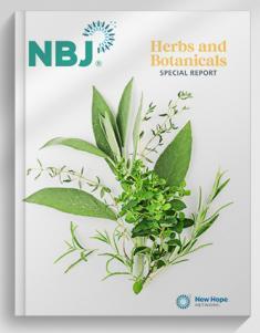 Herbs & Botanicals Special Report