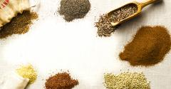 ancient grains chia quinoa teff amaranth