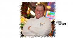 Craig Tarrant, culinary director of Dining at Microsoft in Redmond, Washington