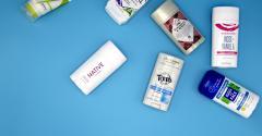 Natural deodorant review promo