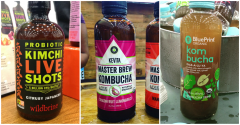Natural Products Expo East fermented promo