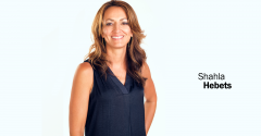 Shahla Hebets founded Think Media Consulting in 2016 with a focus on helping healthy lifestyle brands grow.