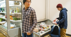 reduce shoplifting natural grocery stores