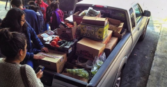 Countering food waste with food recovery