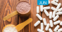 Supplement pills and powders