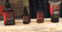 Thrive face wash, shave oil, face balm, energy scrub