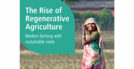 The Rise of Regenerative Agriculture e-guide cover
