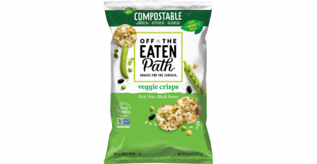 off the eaten path compostable bag cpg snack