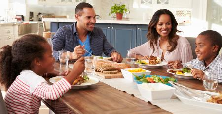 Preparing meals at home can reduce your exposure to harmful PFAS chemicals
