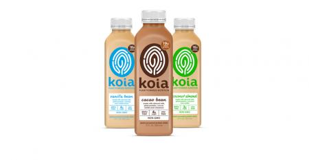 koia plant-based functional beverages