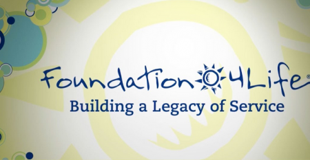 Foundation 4Life wins NBJ Philanthropy Award for global efforts