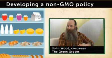 How to become a GMO transparency advocate [video]