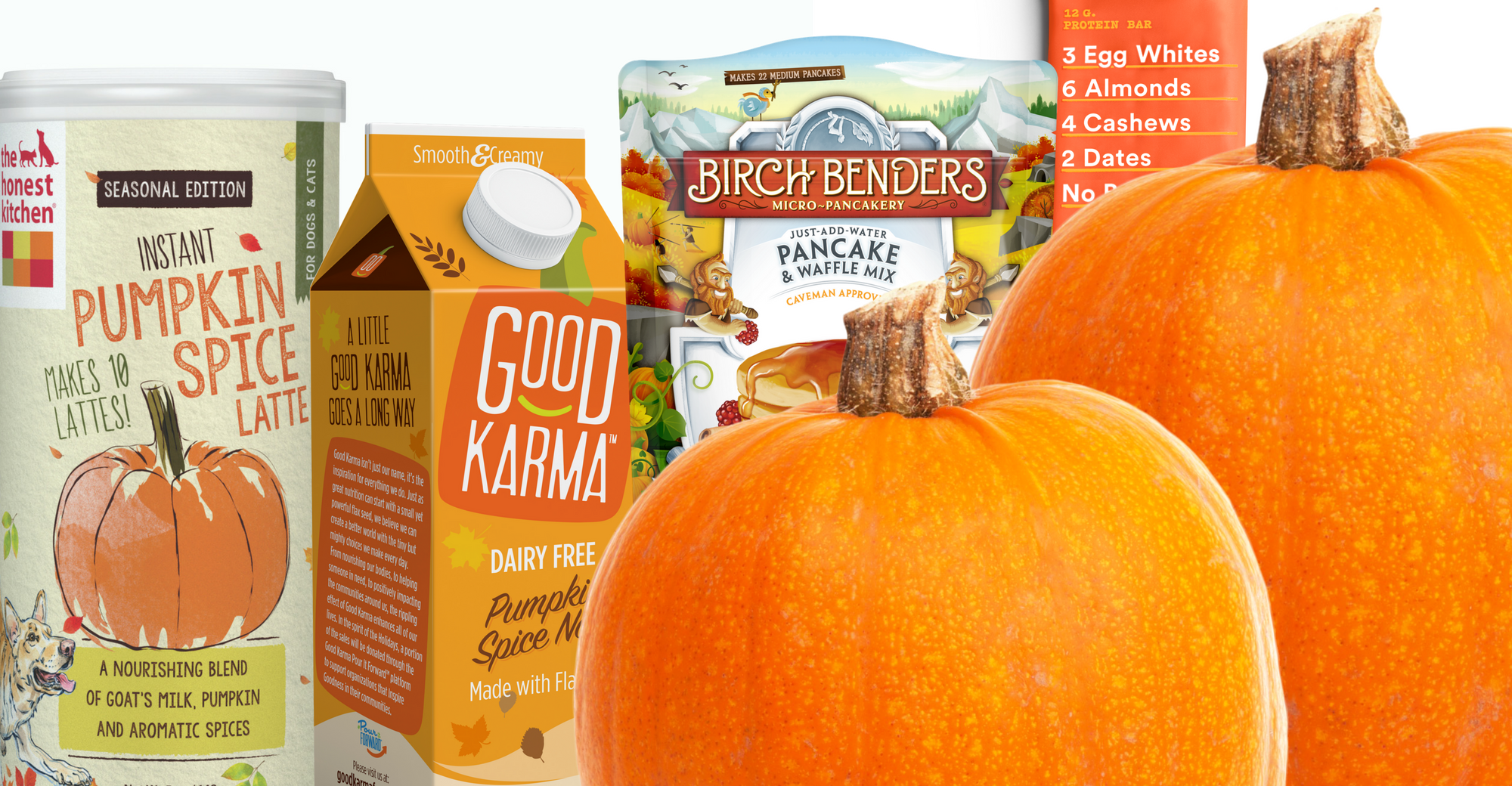 New pumpkin spice-flavored food and beverages for 2017   New Hope