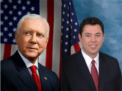 Hatch and Chaffetz