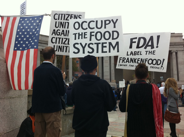 Occupy Denver Occupy Food movement