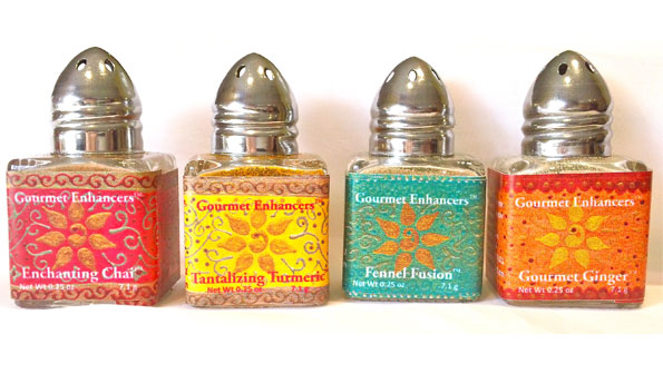 Tea Enhancers by Catalyst Gourmet