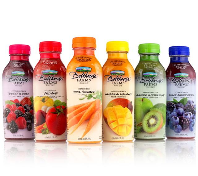 Campbell S Goes Big In Functional Beverages With Bolthouse