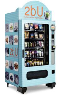 vegan vending machine