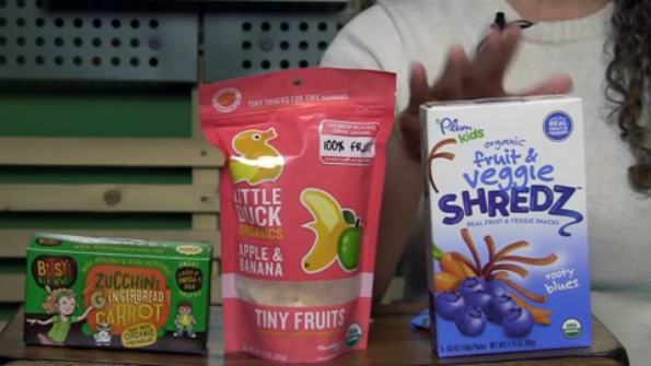 First Bite: Natural kids snacks reviewed