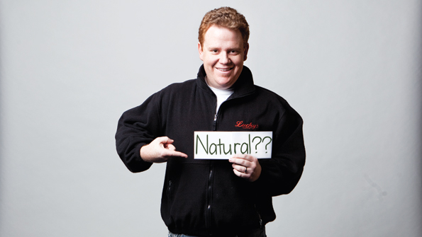 How do you define natural?
