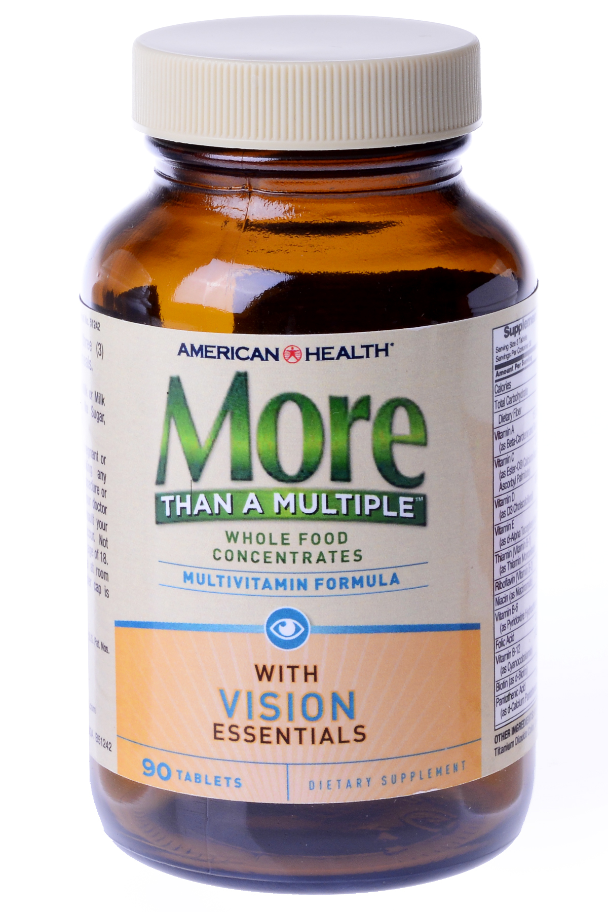 American Health More than a Multiple with Vision Essentials