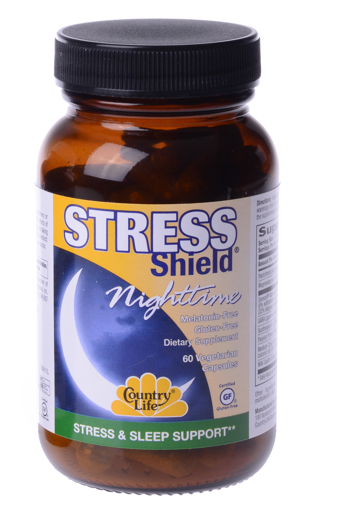 Country Life Stress Shield Nighttime