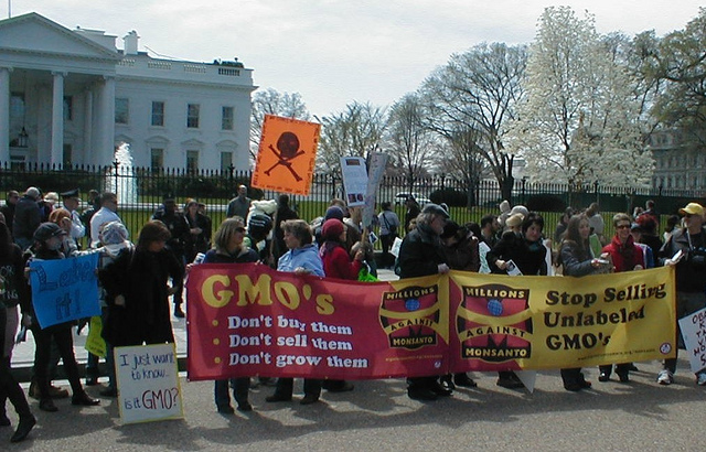 Take action to support national GMO labeling legislation