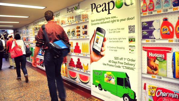 Online grocery finally reaching its tipping point?