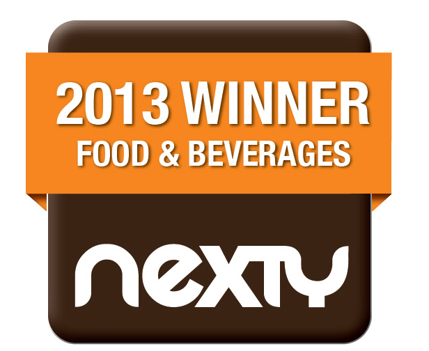 2013 NEXTY Editors' Choice, Food & Beverages